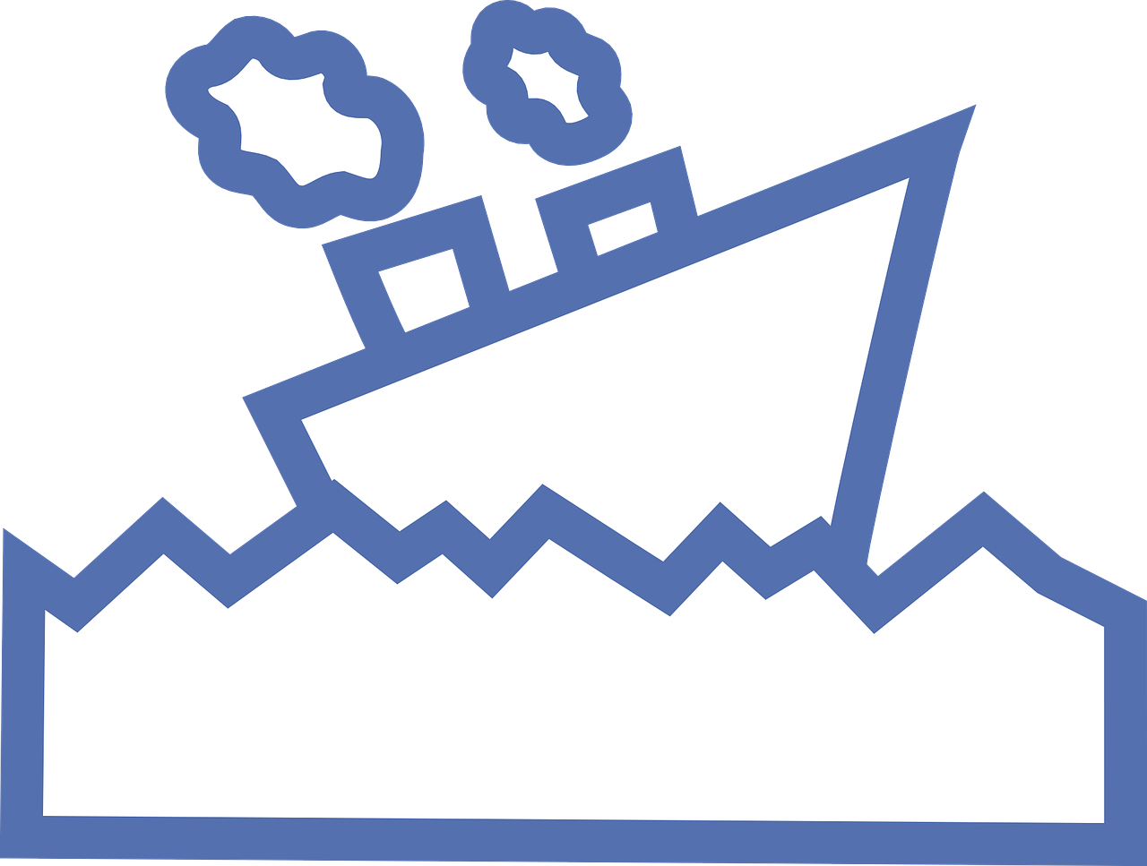 Boat coloring pages free for kids 8