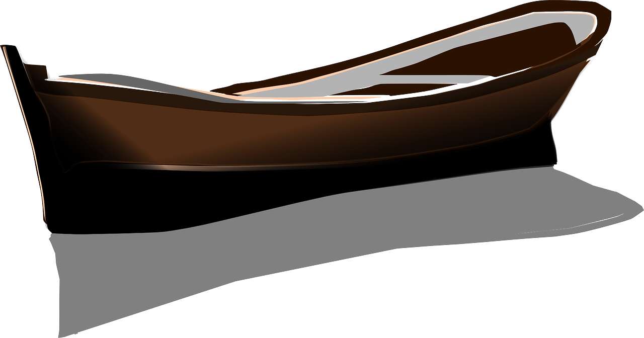 How to draw a boat 8