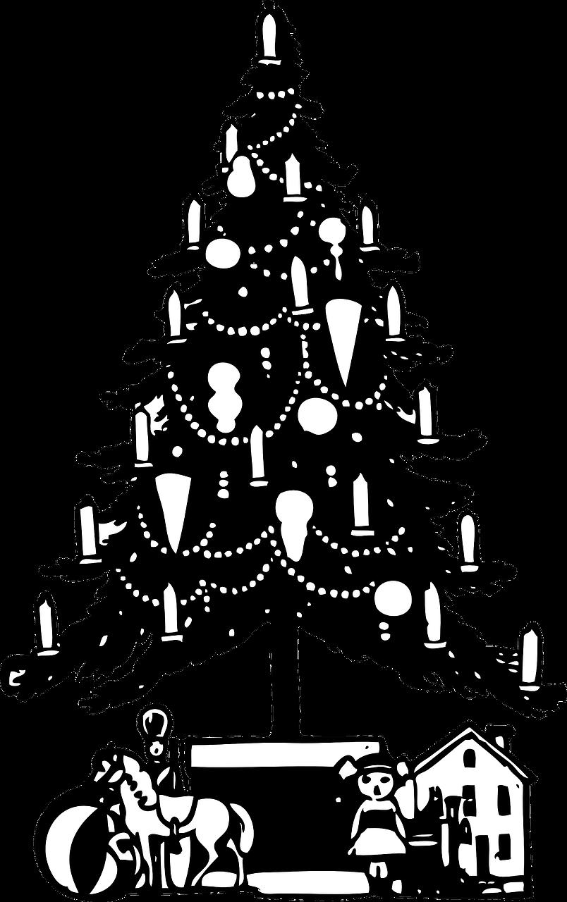 free printable Christmas stencils 12