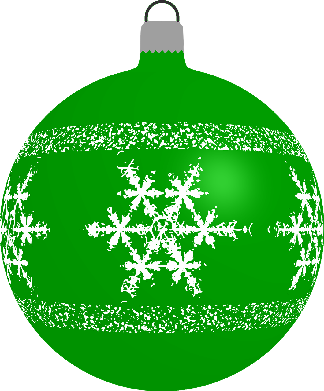 how to draw a Christmas ball 1