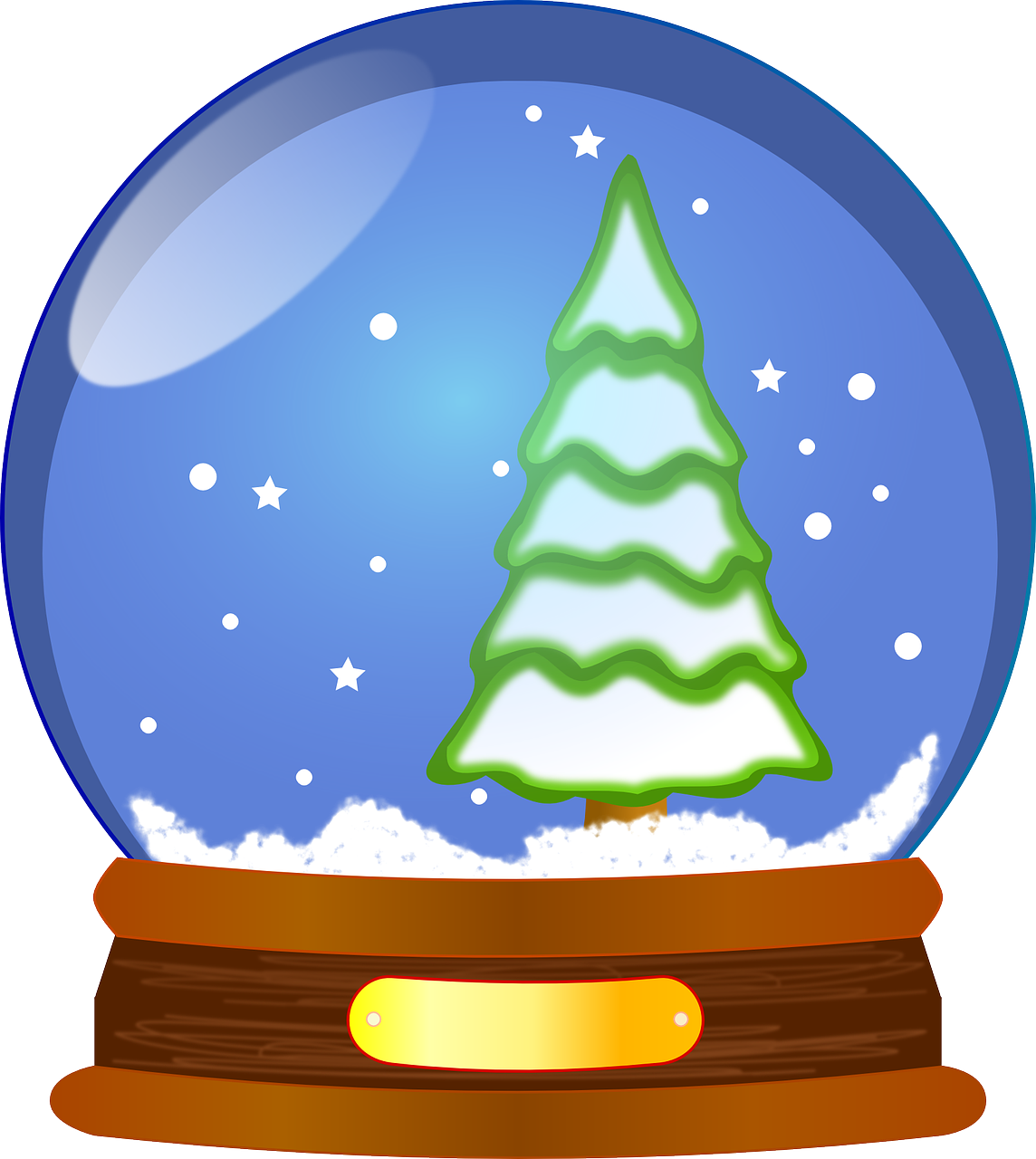 how to draw a Christmas tree 3