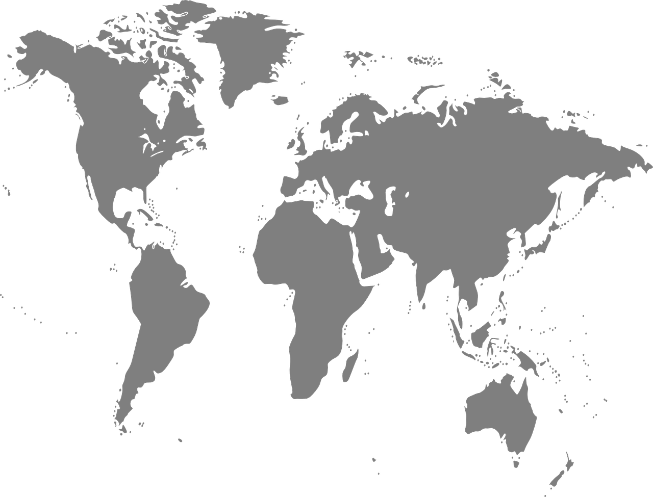 how to draw a map of the world 4