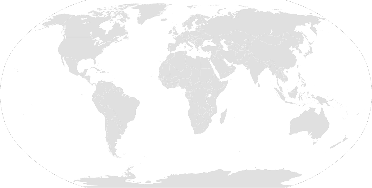 how to draw a map of the world 7