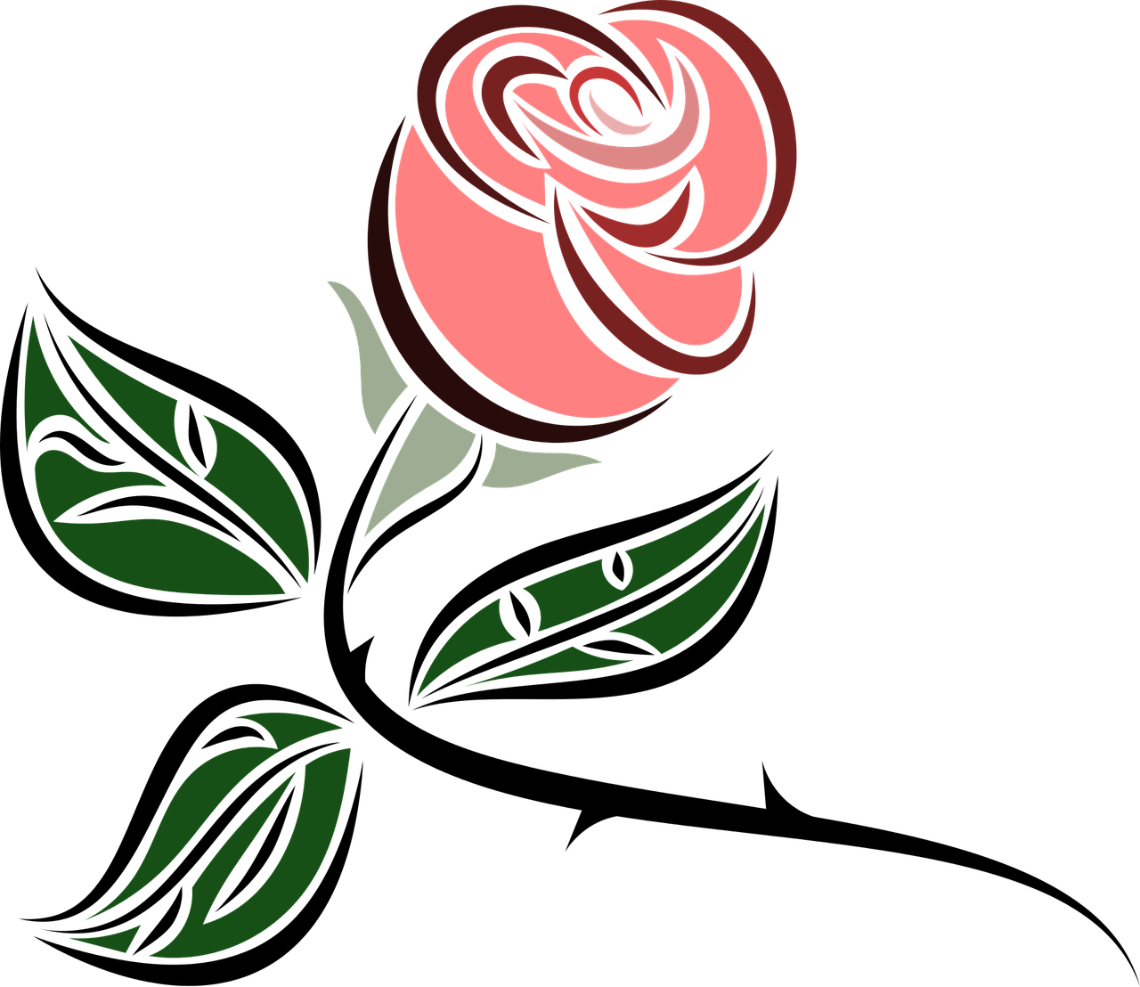 how to make a rose 10