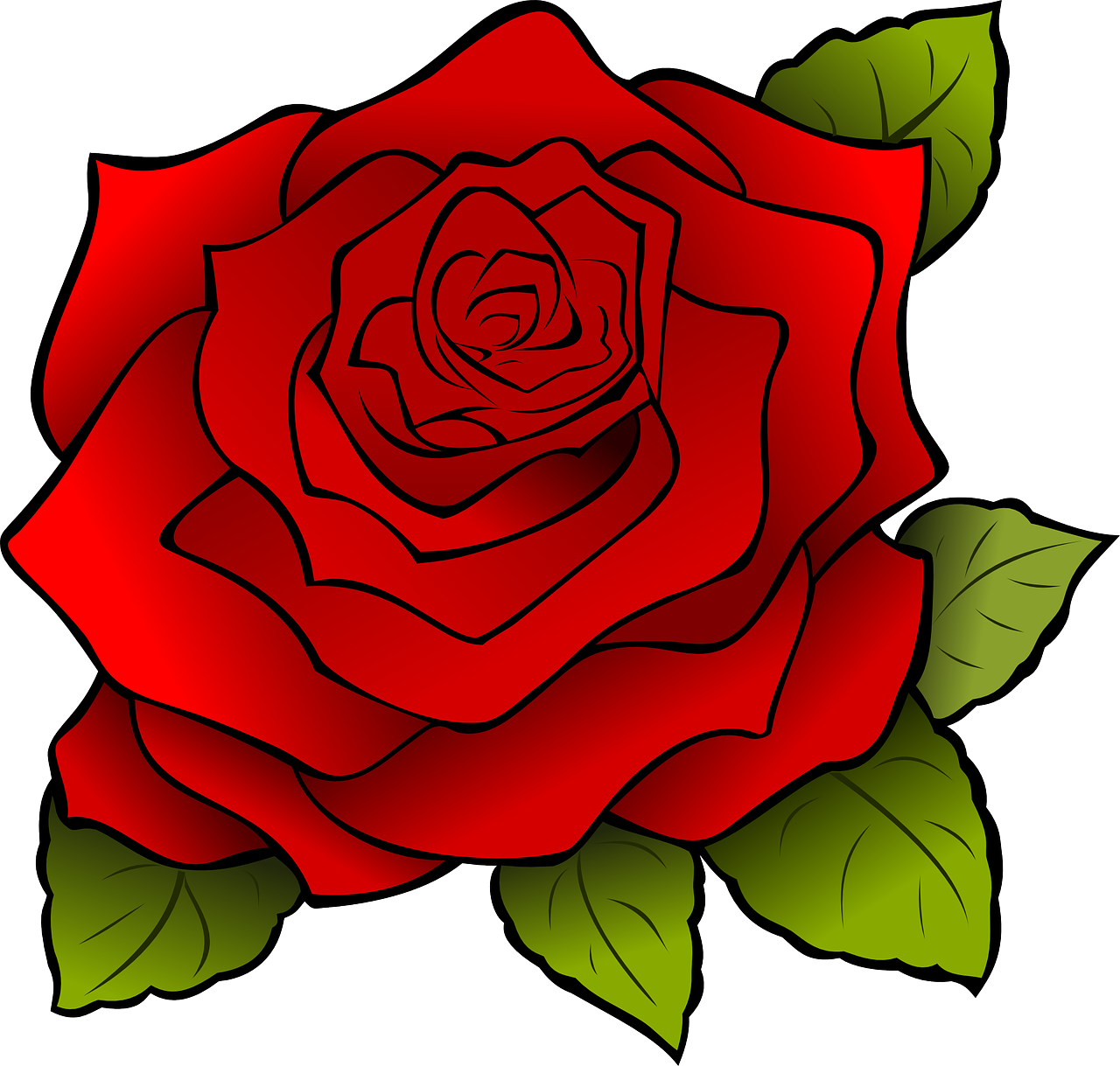 how to make a rose 2