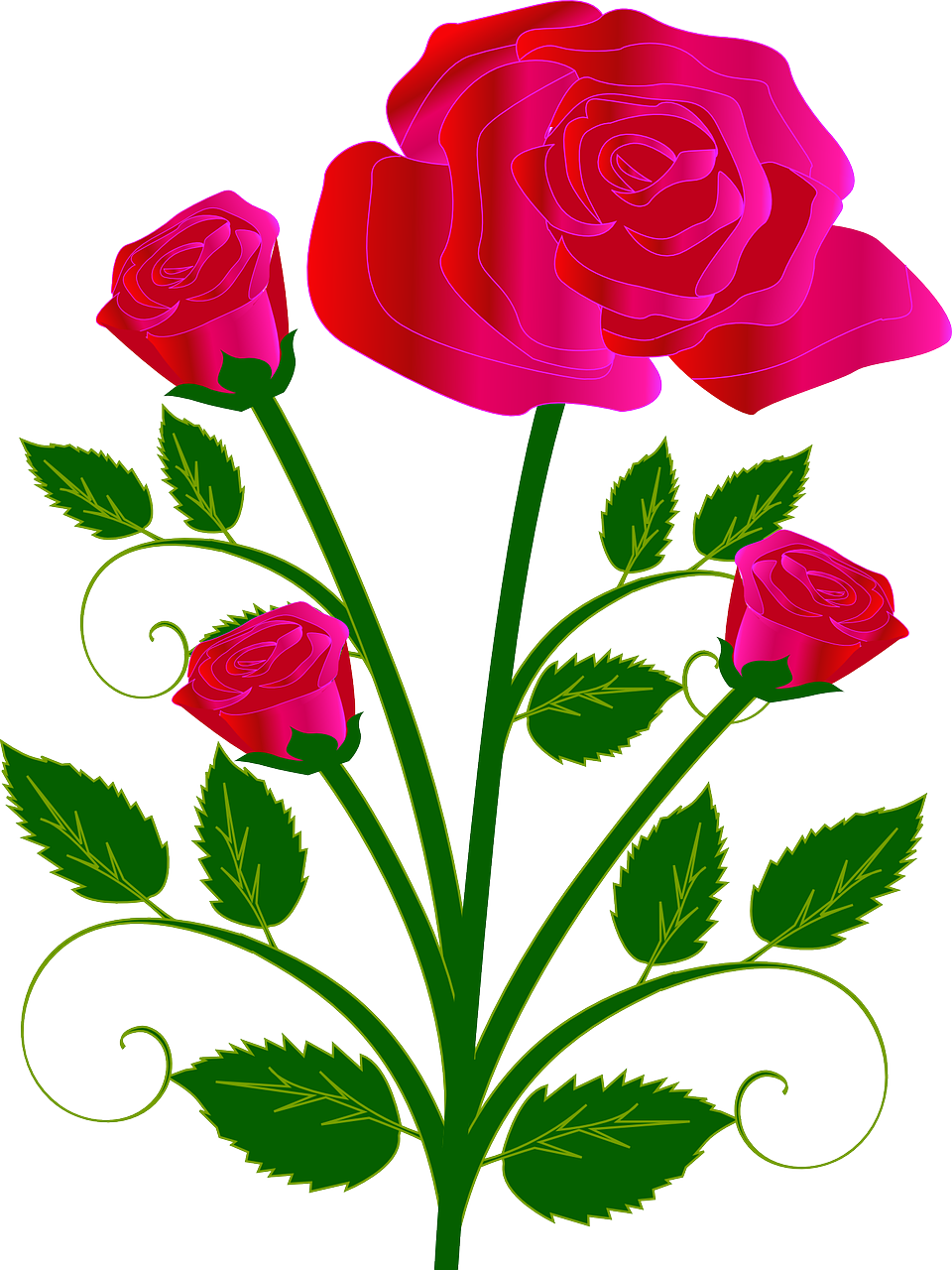 how to make a rose 3