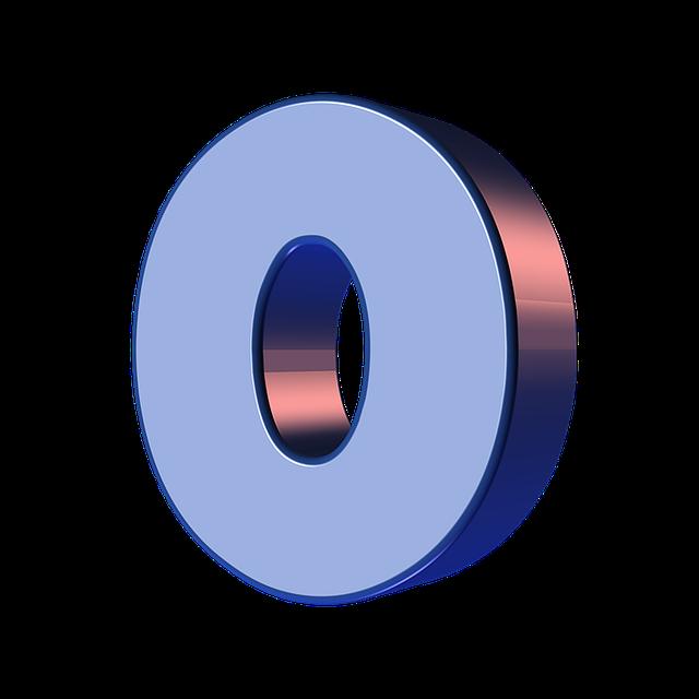 numbers printable 01 - 0