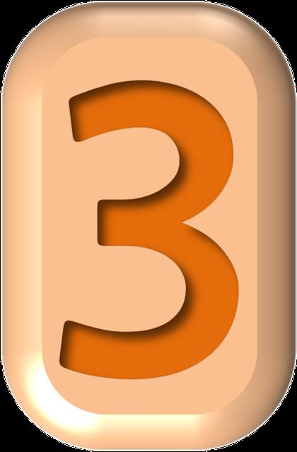 numbers printable 02 - 3