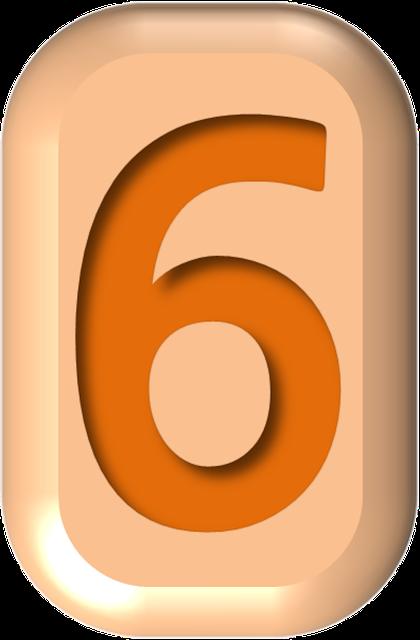 numbers printable 02 - 6