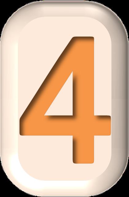 numbers printable 03 - 4