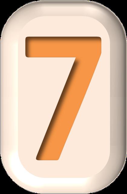 numbers printable 03 - 7