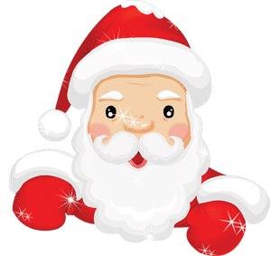 Santa Claus: 24 free Christmas pics