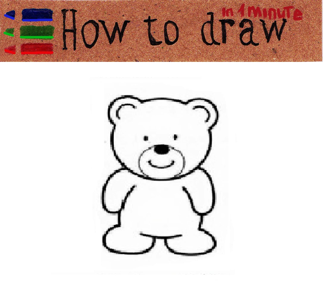 Free Bear Coloring Pages: 20 Photos