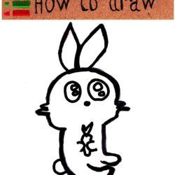 Easy coloring Pokemon Scorbunny