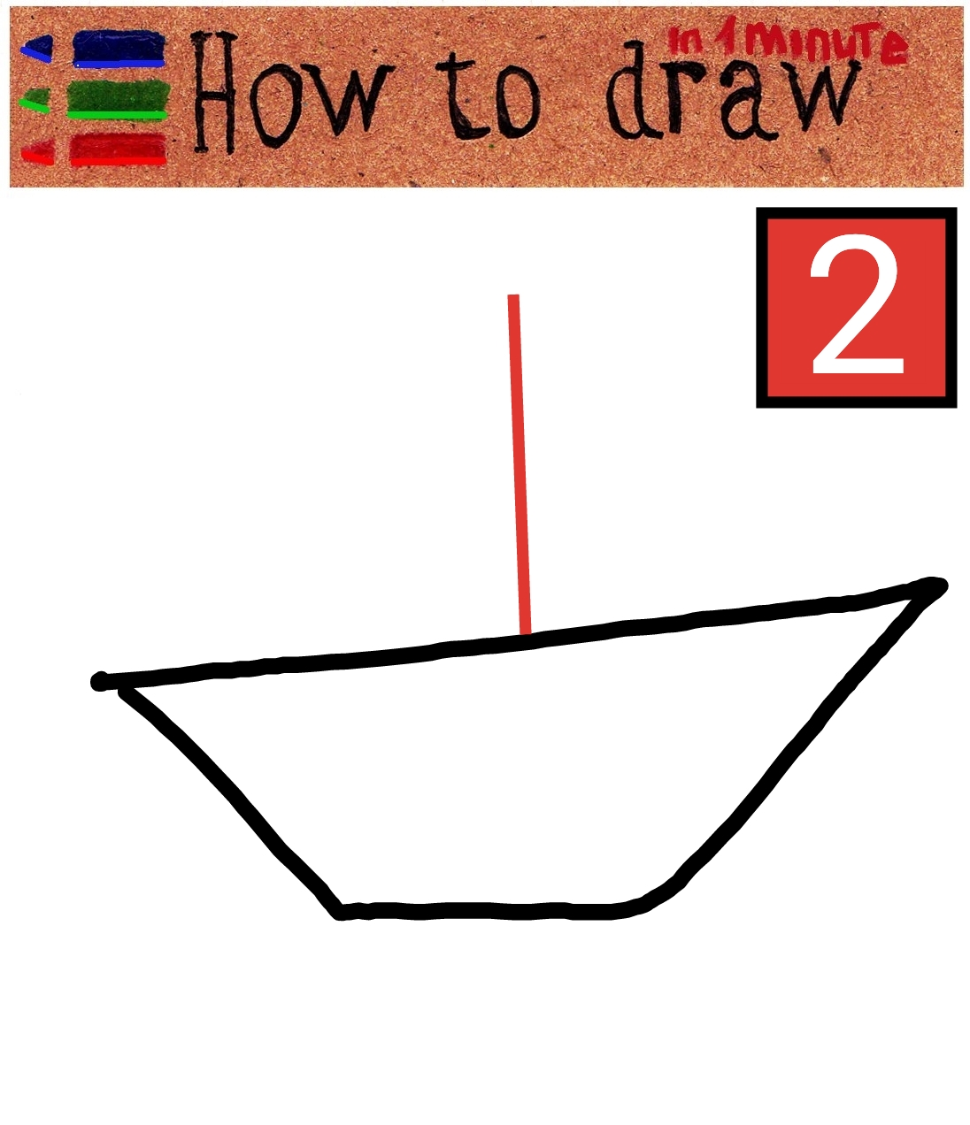 How to paint a boat in 5 steps