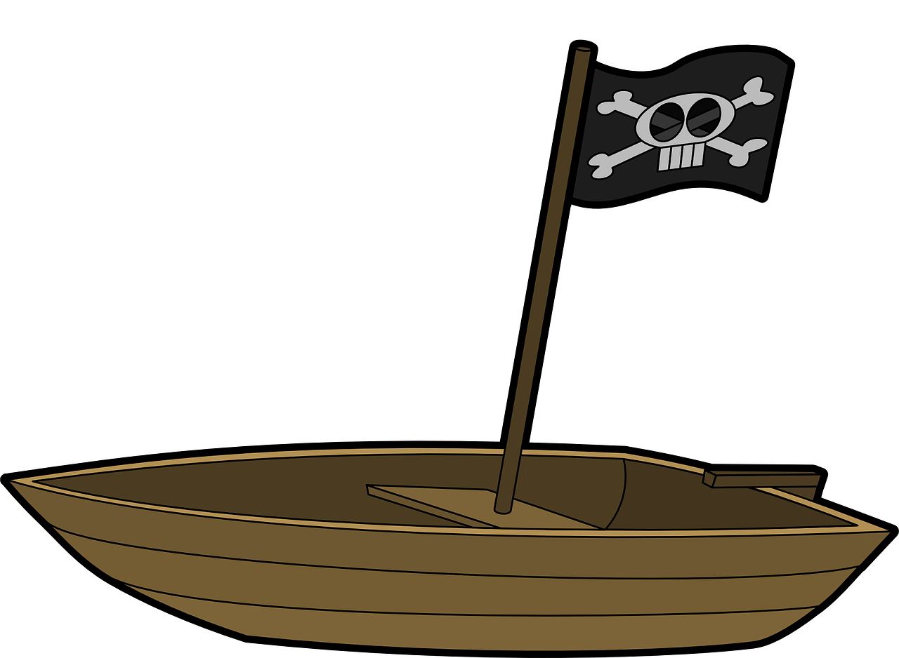 How to draw a boat 4