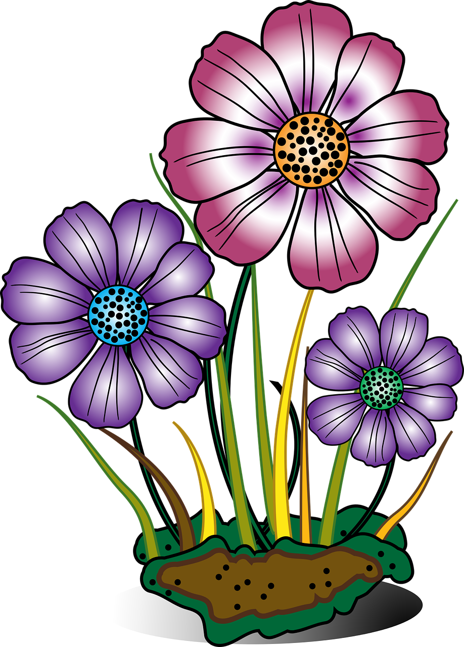 Wildflowers drawing - the best 7