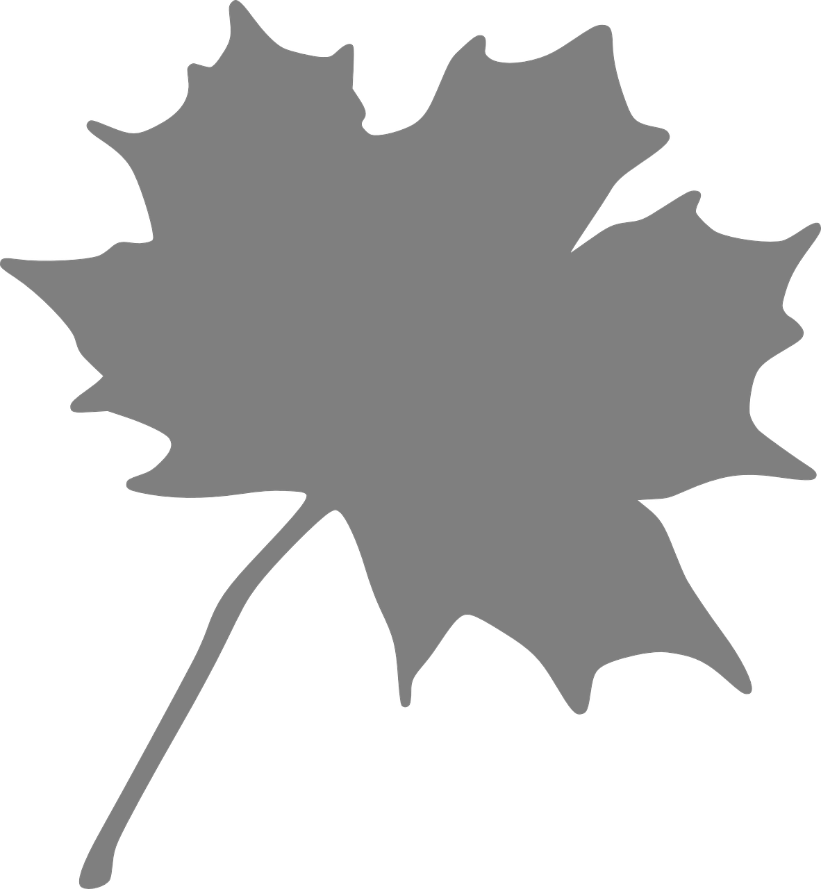 free printable leaf stencils 10