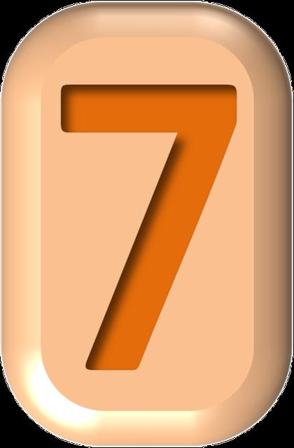 numbers printable 02 - 7