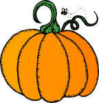 How to draw a pumpkin?
