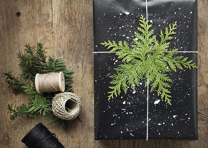 How to pack a gift for New year and Christmas yourself - 30 cool ideas