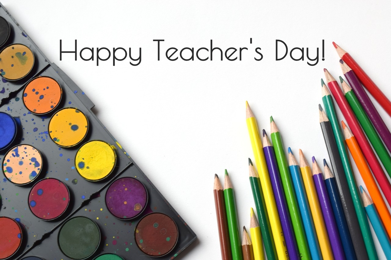 Happy Teachers' Day - 20 cool cards for teacher's day